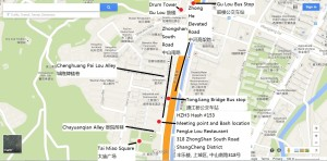FengLe Lou street location map v2